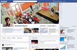 Profilul de Facebook