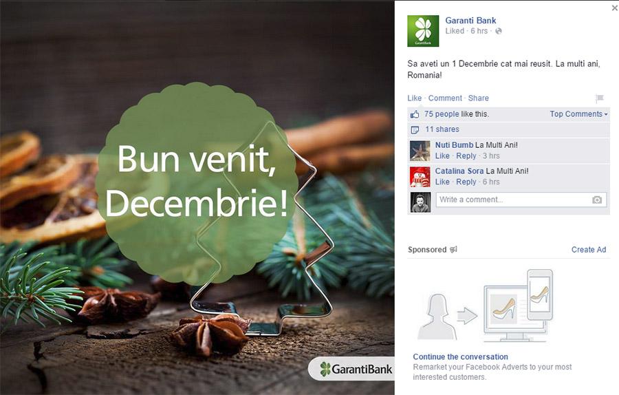 1 decembrie 2014 - garanti